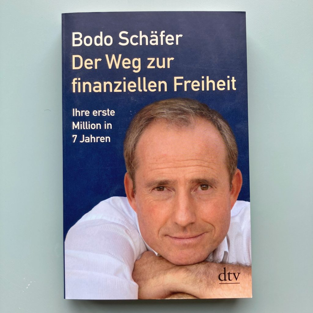 book cover of 'der weg zur finanziellen freiheit' by bodo schäfer