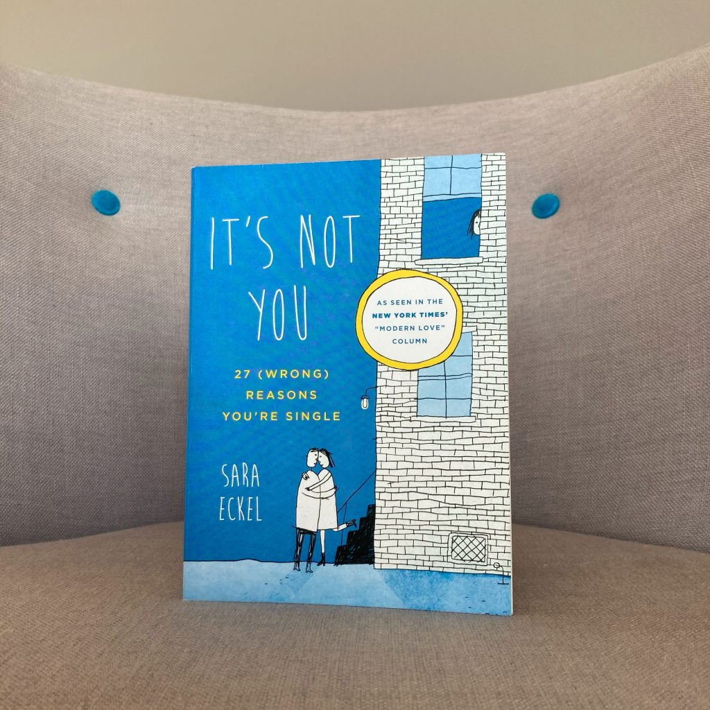 the 5 best nonfiction books for singles : it's not you