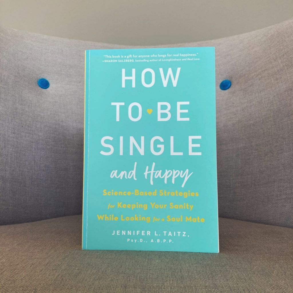 best nonfiction books for singles: how to be single and happy